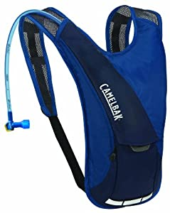 Camelbak HydroBak 50 oz Hydration Pack, Dark Blue/Dress Blue