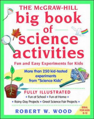 The McGraw Hill Big Book of Science Activities