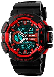 Skmei HMWA05S073C0 Analog-Digital Mens Watch