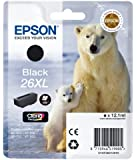 Epson Polar Bear 26XL High Capacity Ink Cartridge - Black