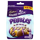 Cadbury Dairy Milk Pebbles 10x140g
