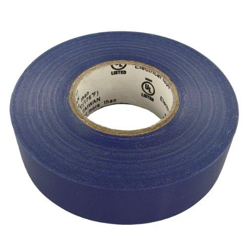 Shaxon Shx-Tape-3460-Bu Electrical Tape, 3/4 X 60-Feet, Blue