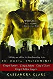 Cassandra Clare The Mortal Instruments Boxed Set: City of Bones/City of Ashes/City of Glass/City of Fallen Angels