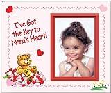 Key to Nana's Heart - Valentine's Picture Frame Gift