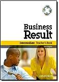 Business Result: Intermediate: Teacher's Book Pack: Business Result Teacher's Book with Teacher Training DVD