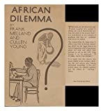 img - for African dilemma book / textbook / text book