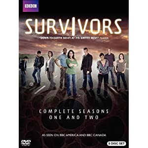Survivors: Complete Seasons One & Two movie