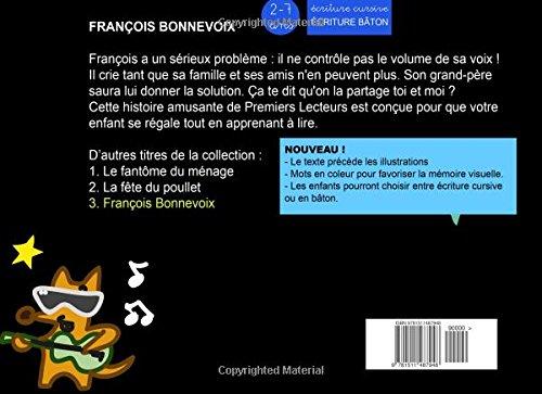 François Bonnevoix: Volume 3 (Premiers Lecteurs)