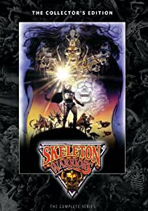 Skeleton Warriors- The Complete Series