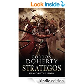 Strategos: Island in the Storm (Strategos 3)