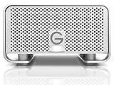 G-Technology G-RAID 6TB externe Festplatte (8,9 cm (3,5 Zoll) 7200rpm, 8ms, 32MB Cache, USB 2.0)