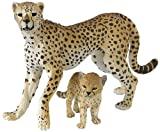Papo 50044 Animal Figurines - Cheetah and Cub
