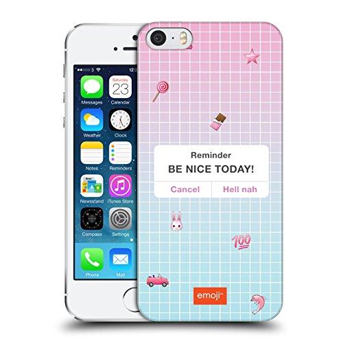 official-emoji-be-nice-pastel-sass-hard-back-case-for-apple-iphone-5-5s-se