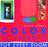 Annie Sloan's Color Schemes: For Every Room [Paperback]