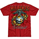 7.62 Design Men's T-Shirt USMC 'Eagle, Globe & Anchor'