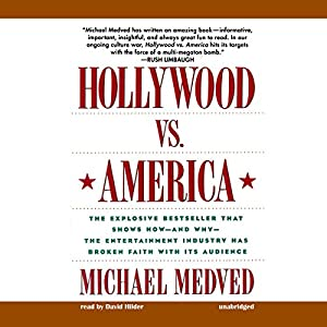 Hollywood vs. America Audiobook