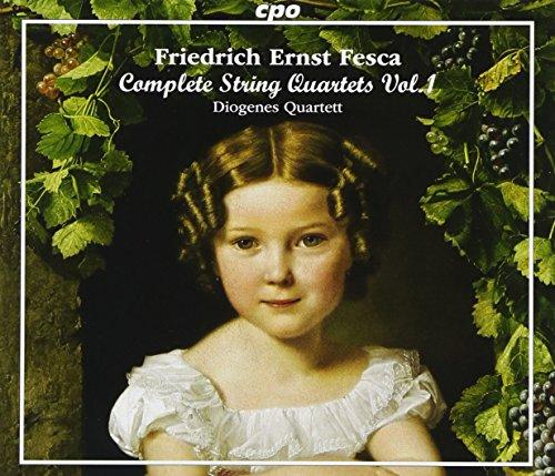 Fesca: String Quartets, Vol. 1