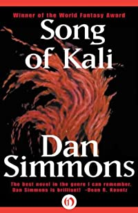 Song Of Kali by Dan Simmons ebook deal