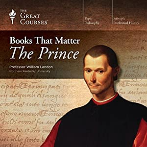 Books that Matter: The Prince Audiobook
