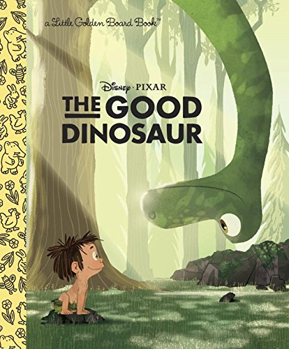 The Good Dinosaur (Little Golden Board Books)