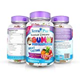 Childrens Premium Complete Gummy Multivitamin by TerraPur