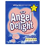 Angel Delight Strawberry Flavour 18 x 59gm