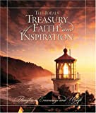 img - for The Ideals Treasury of Faith and Inspiration book / textbook / text book