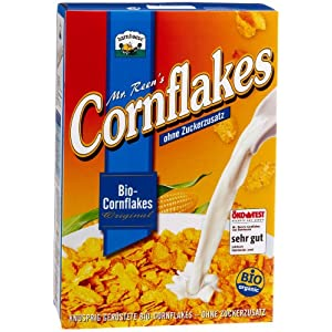amazon: Barnhouse Cornflakes 5er Pack - 5x375g Karton nur 8,43 €