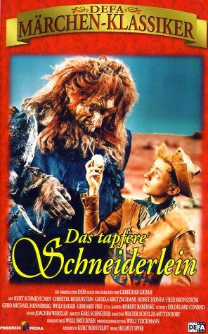 Das tapfere Schneiderlein - DEFA [VHS]