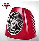 VORNADO Personal Vortex Heater / Fan VH101 (Red)