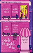 Girls Night In by Meg Cabot, Jen Weiner, Sophie Kinsella cover image