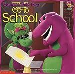 Barney and Baby Bop Go to School