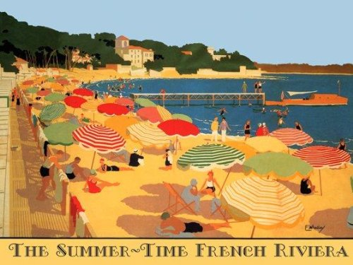 The Summer Time French Riviera