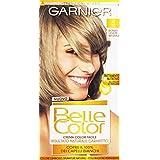 Scheda dettagliata Garnier - Crema color Facile, Colorazione permanente allOlio di Argan, Biondo Cenere Naturale