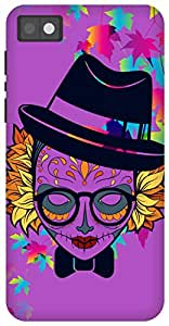 The Racoon Grip Fearsome Class hard plastic printed back case/cover for Blackberry Z10