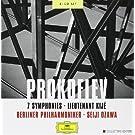 Prokofiev : les 7 Symphonies - Lieutenant Kij�