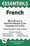 French Essentials (Essentials Study Guides) (0878919260) by Miriam Ellis