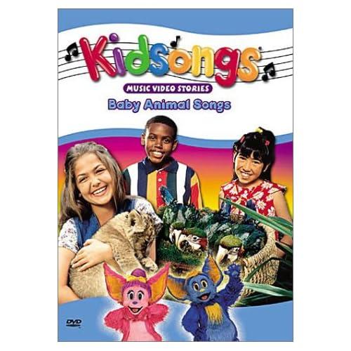 Amazon.com: Kidsongs - Baby Animal Songs: The Kidsongs Kids, Bruce