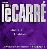 John Le Carre Absolute Friends (BBC Audiobooks)