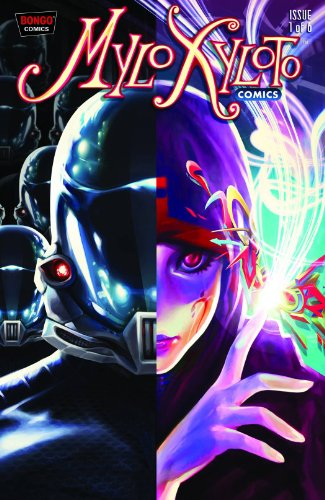 MYLO XYLOTO #1 FIRST PRINTING COMIC BOOK BY COLDPLAY, by Coldplay, Mark Osborne