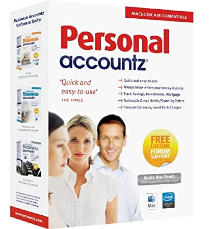 Personal Accountz (Mac)
