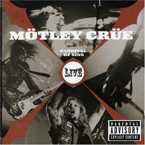 Motley Crue - Carnival of Sins: Live, Vols. 1-2 - Zortam Music