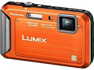 Panasonic Lumix TS20 16.1 MP TOUGH Waterproof Digital Camera with 4x Optical Zoom