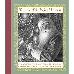 Amazon.com: 'TWAS THE NIGHT BEFORE CHRISTMAS: Or Account of a ...