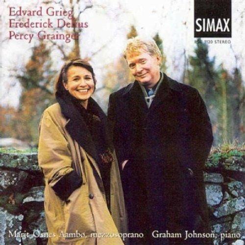 Songs By Grieg Delius & Grain