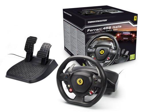 Ferrari 458 Italia Wheel (Volante da gioco)