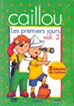 Caillou : Les premiers jours, vol. 2