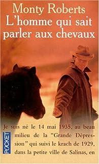 L'Homme qui sait parler aux chevaux par Monty Roberts