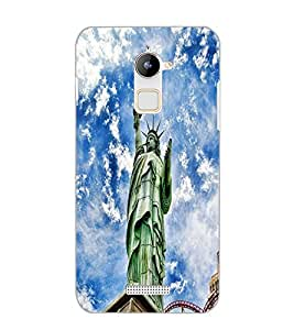 COOLPAD NOTE 3 LITE STATUE Back Cover by PRINTSWAG