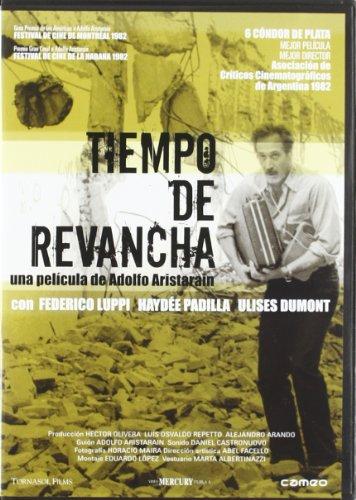 Tiempo De Revancha [DVD]